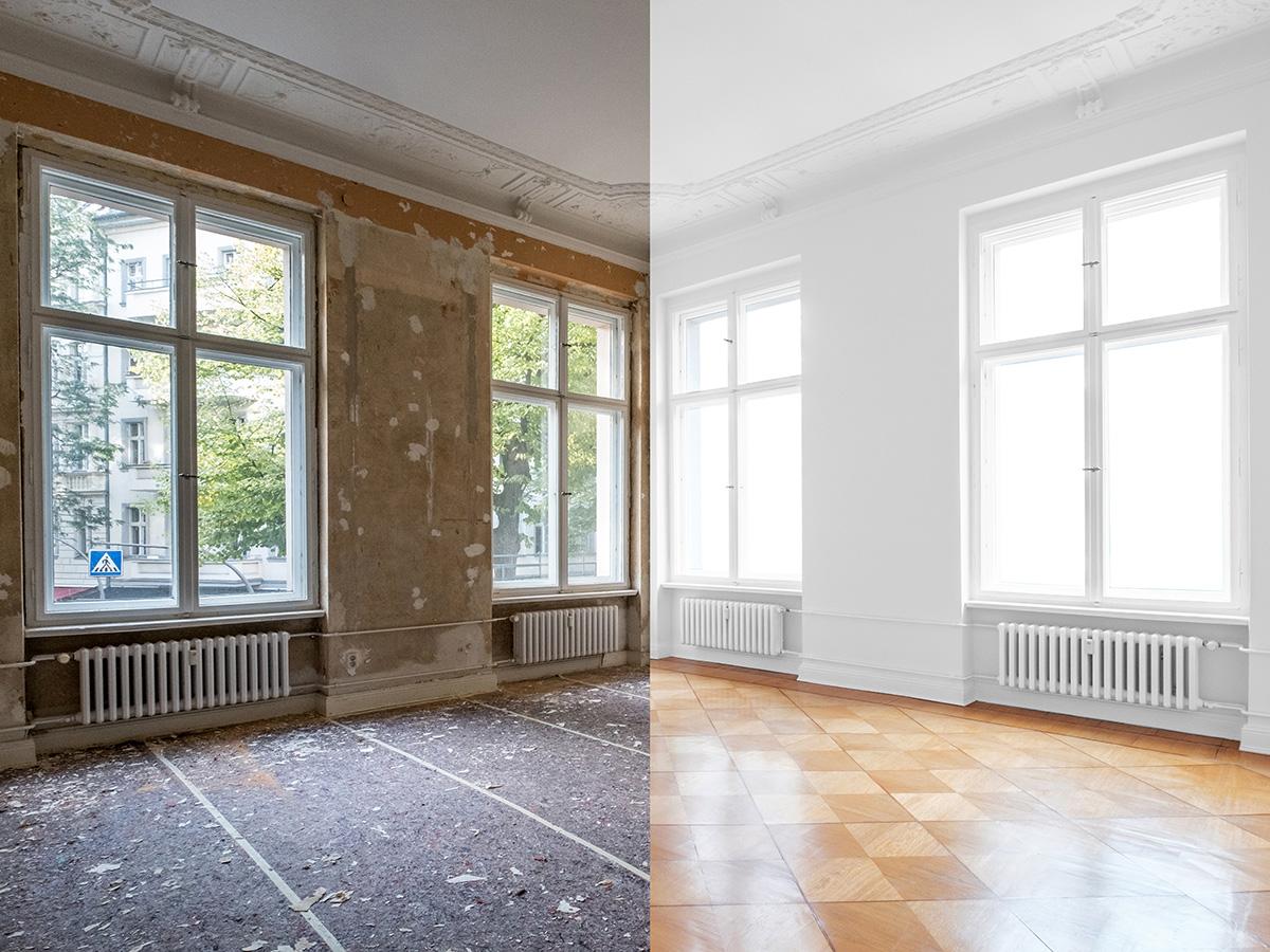 Maler - Lackierer - Trockenbau - Putz